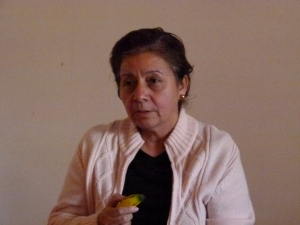 Director of COFADEH (Commission of Families of the Disappeared in Honduras